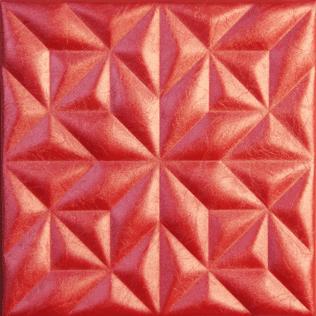 دیوارپوش چرمی سه بعدی مدل Gem