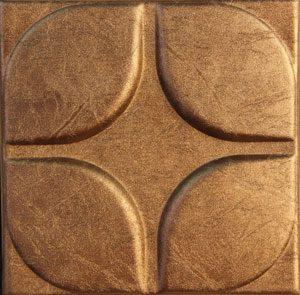 دیوارپوش چرمی سه بعدی با طرح victory